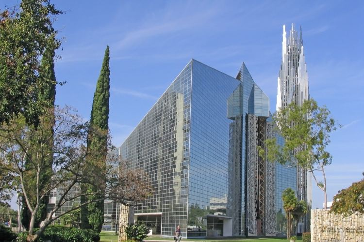 Los Angeles Chrystal Cathedral2