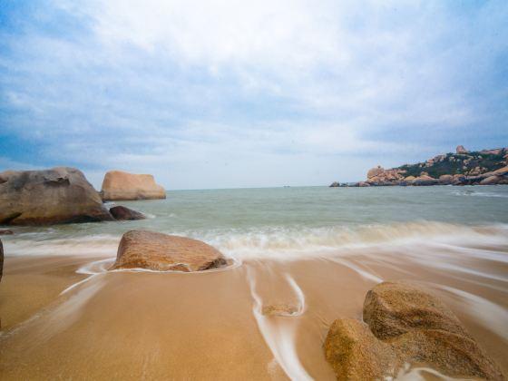 Naqing Peninsula Geological Ocean Park