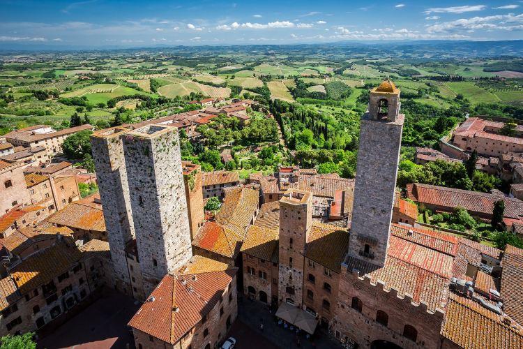 San Gimignano 13002