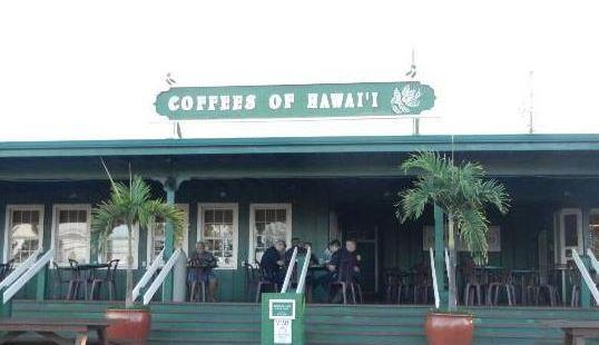 Coffees of Hawaii