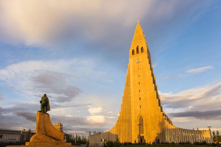 Church of Hallgrímur1