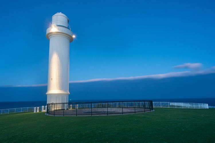 Wollongong Head Lighthouse