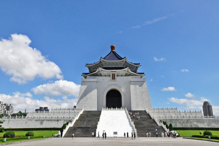 Chiang Kai-shek Memorial Hall1