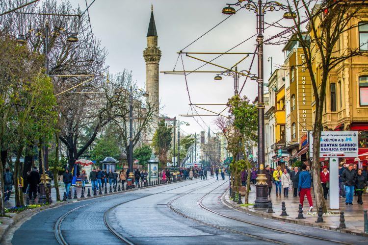 伊斯坦布爾舊城區3