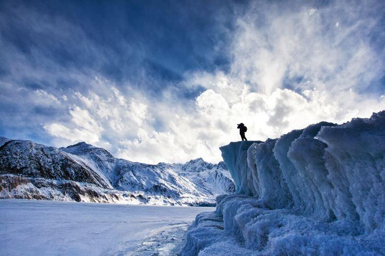 來古冰川3
