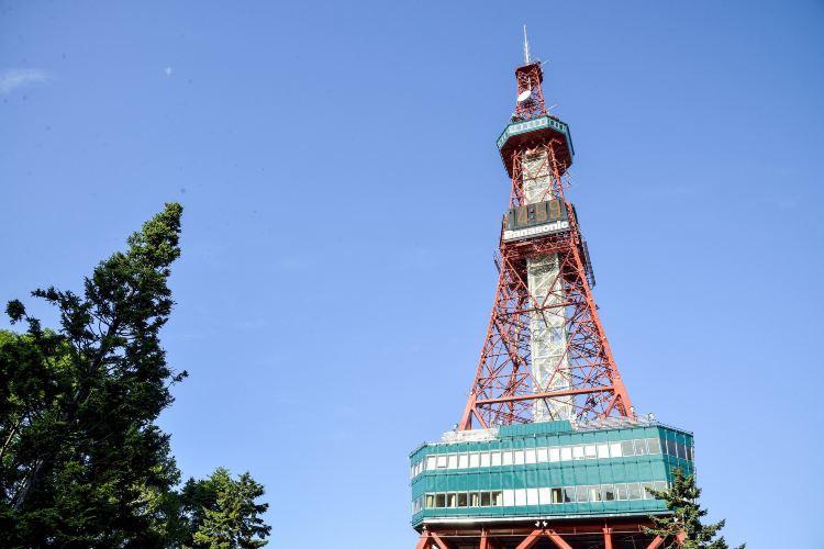 Sapporo TV Tower1