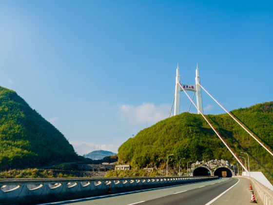 Aizhai Bridge
