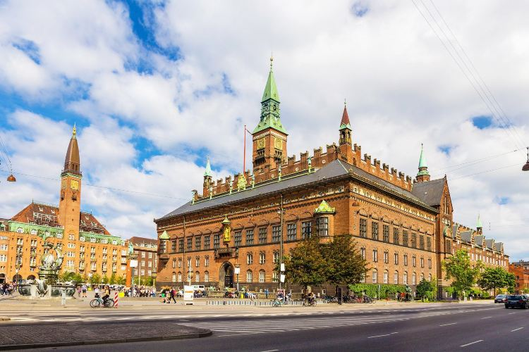 Copenhagen City Hall Square1