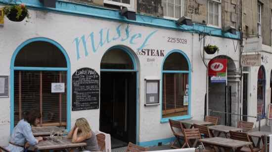 Mussel & Steak Bar