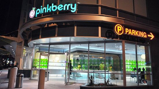 Pinkberry Sunset Boulevard