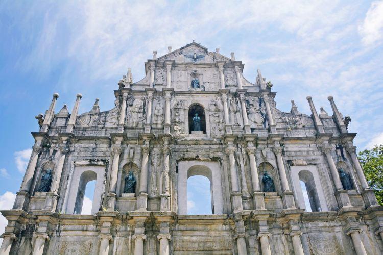 성 바울 성당 유적1