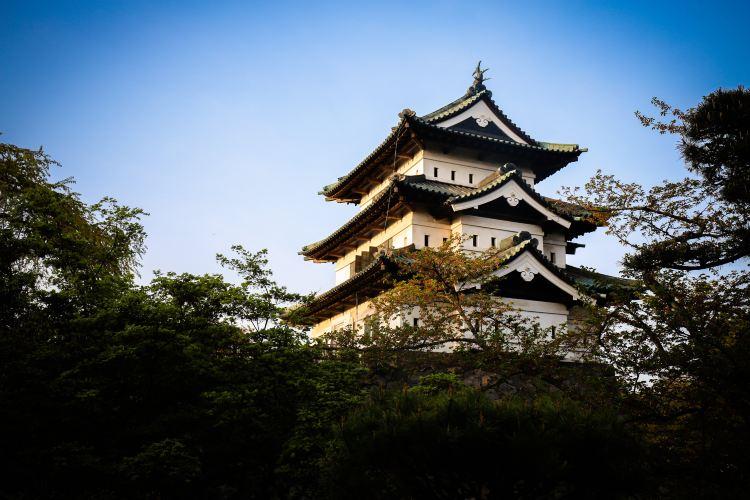 Hirosaki Castle Record Office2