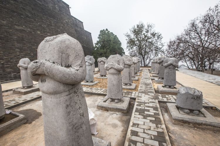 Qinling Mausoleum1