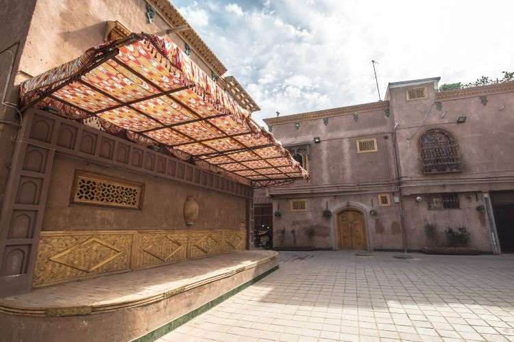 喀什老城3