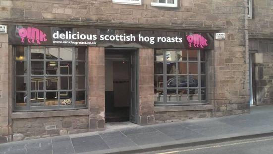 Oink Delicious Hog Roast Rolls