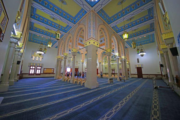 Jumeirah Mosque1