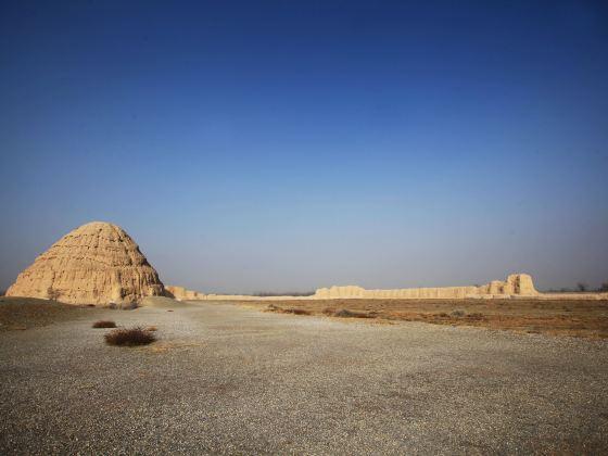 Western Xia Mausoleums National Archaeological Park