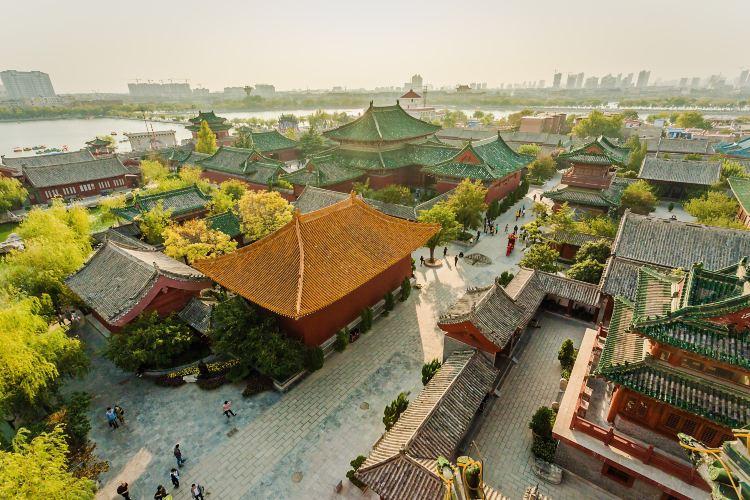 Kaifeng City Hall Theme Park4