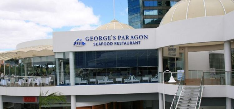 George's Paragon Seafood Restaurant1
