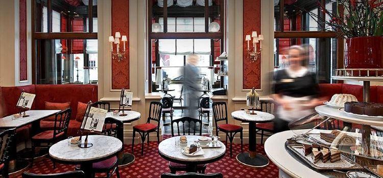 Cafe Sacher Vienna1