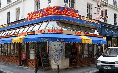 Paris Madere