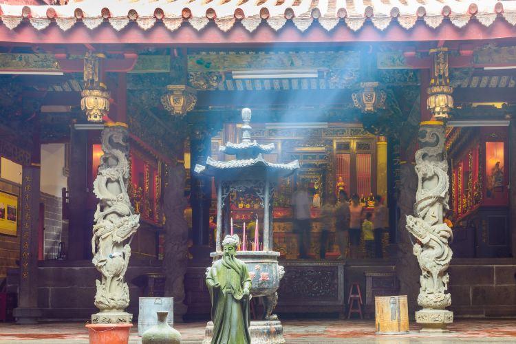 Ciji Palace of Qingjiao1