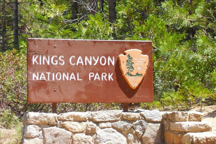 Sequoia and Kings Canyon National Parks2