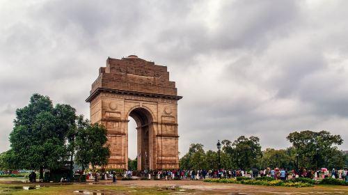 德里印度門