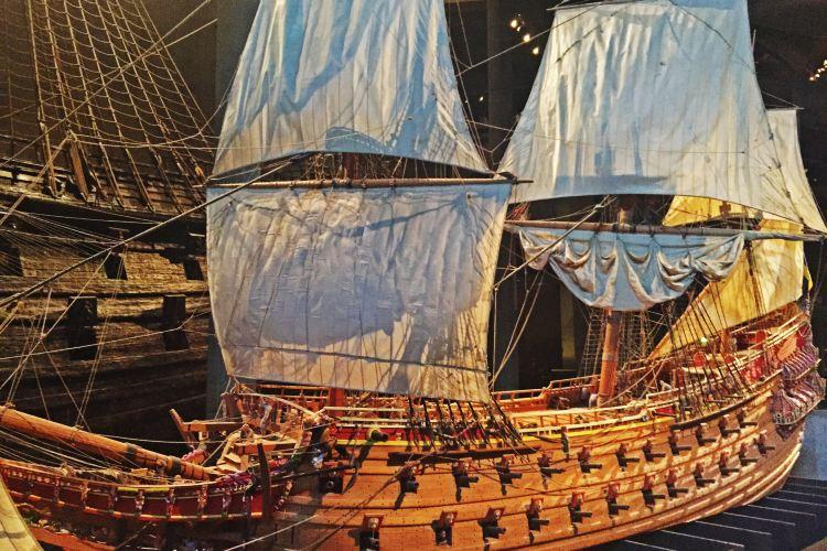 瓦薩沉船博物館2
