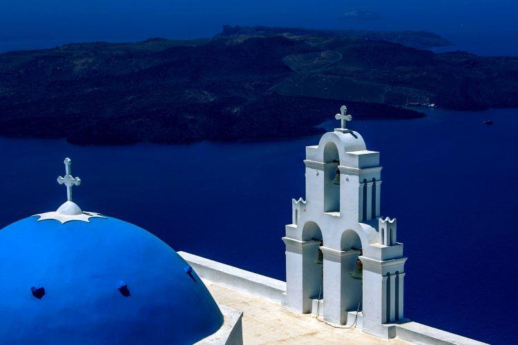 藍頂教堂1