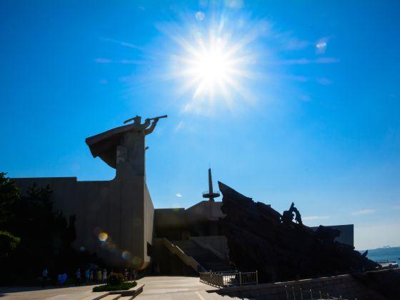 中国甲午戦争博物館陳列館