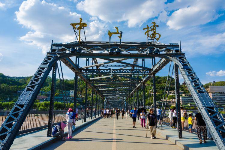 Yellow River Steel Bridge2