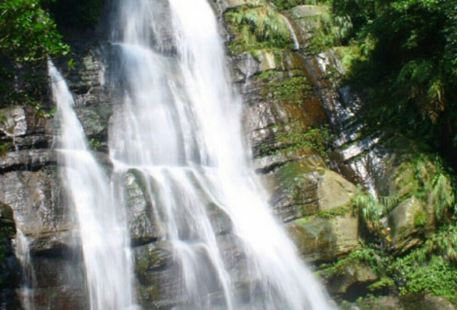 Xiaobantian Waterfall