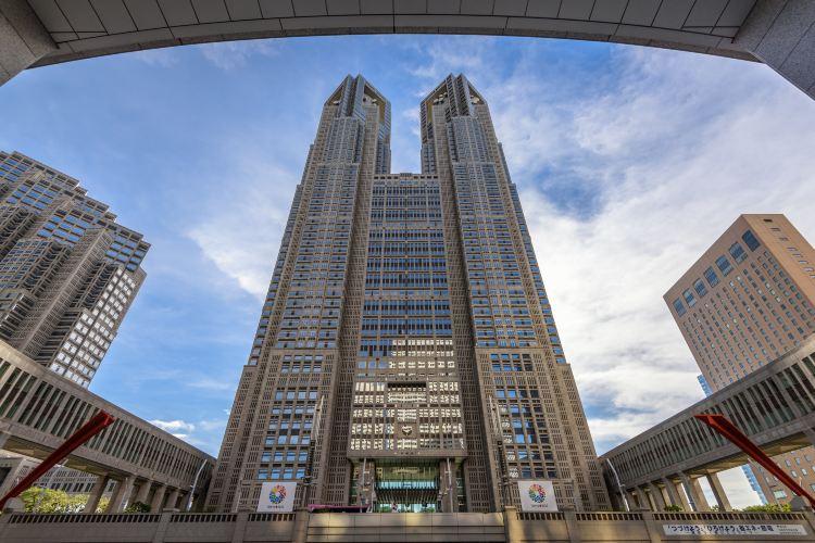 東京都廳觀景台4