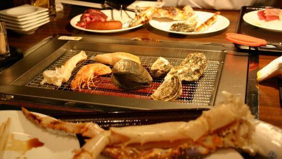 海鮮自助餐廳-難陀