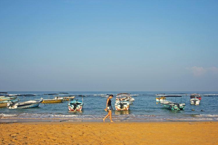 希卡杜瓦海灘2