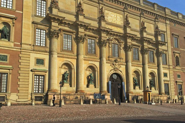 스톡홀름 궁전1