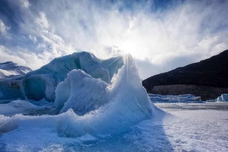 來古冰川4