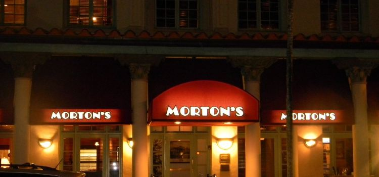 Morton's The Steakhouse(市中心)