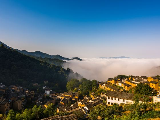Yangchan earthen building
