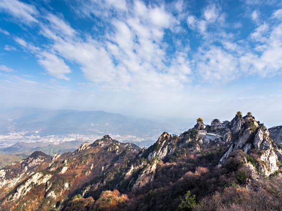 Luoyang Laojun Mountain