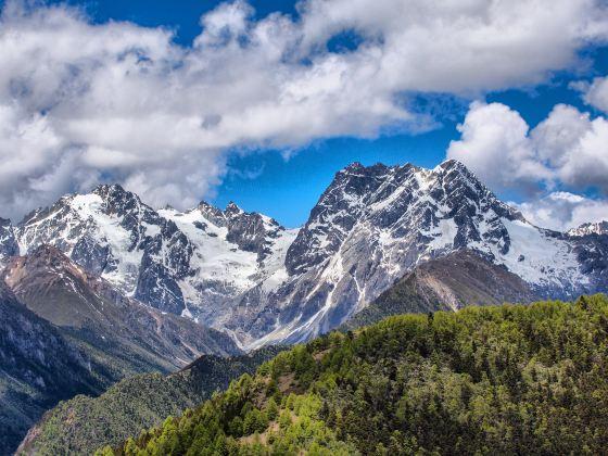 White Horse Snow Mountain