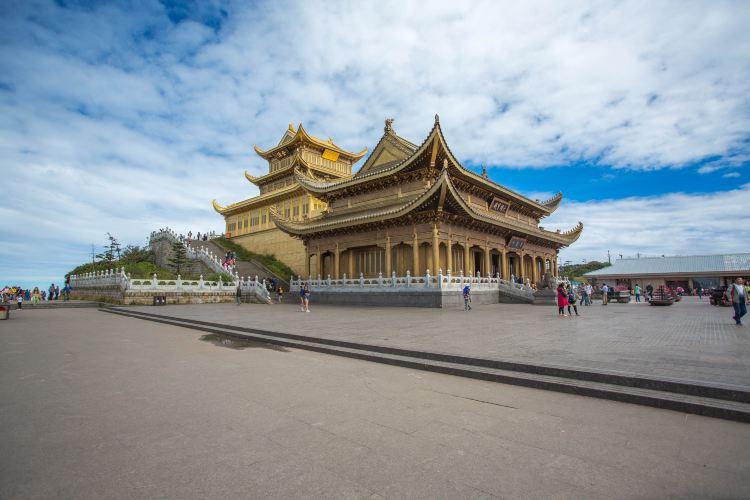 Huazang Temple1