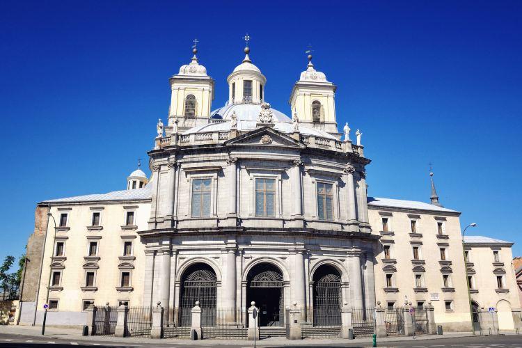 Basílica de San Francisco El Grande4