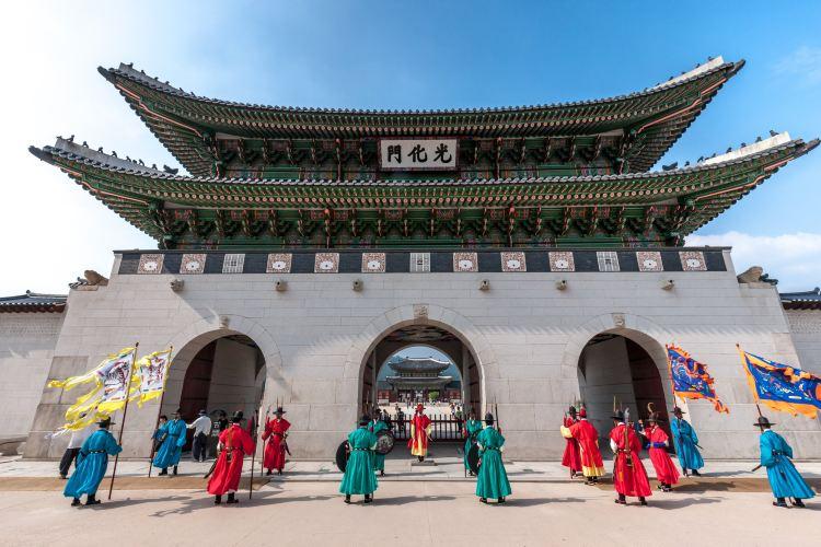 Gyeongbokgung Palace1