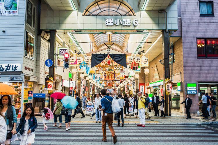 Tanukikoji Shopping Street4