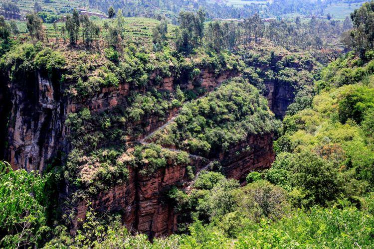 Jiyi Rift Valley2