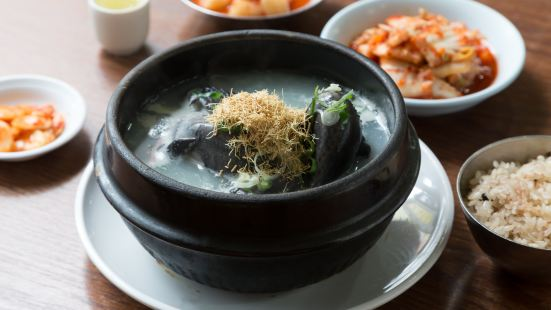 Baekje Ginseng Chicken Soup