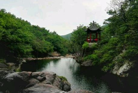 Xianglong Valley Scenic Spot
