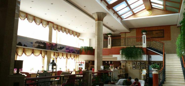 獅林大酒店茶吧3